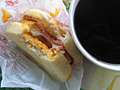 McDonalds Breakfast in Taiwan 麥當勞早餐